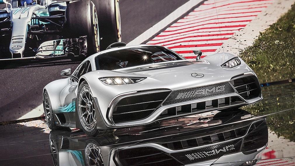 Mercedes-AMG Project One Mercedes-AMG Project One