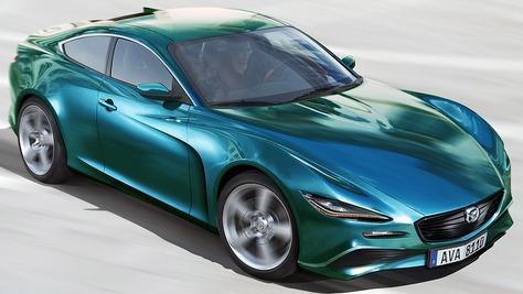 Mazda RX-9 Mazda RX-9
