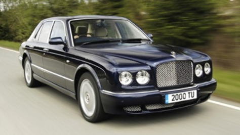 Bentley Arnage Bentley Arnage