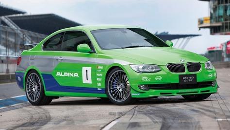 Alpina B3 GT3 Alpina B3 GT3