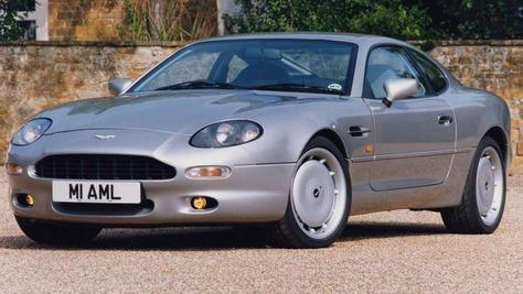 Aston Martin DB7 Aston Martin DB7