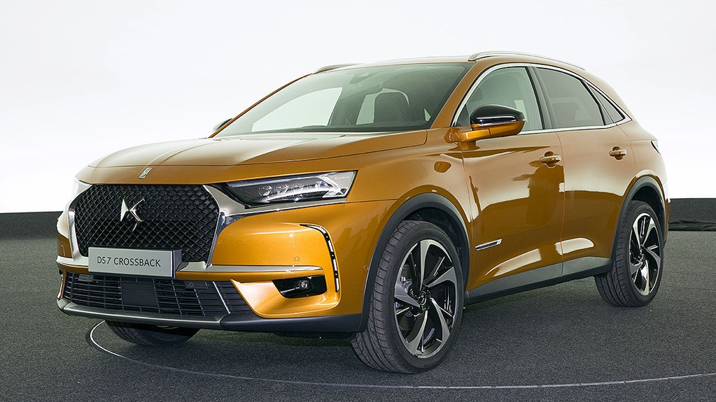 DS7 Crossback DS7 Crossback © DS Automobiles