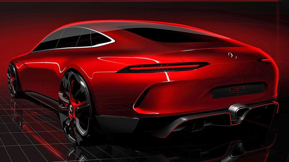 Mercedes-AMG Studien Mercedes-AMG Studien