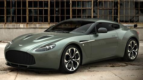 Aston Martin V12 Zagato Aston Martin V12 Zagato