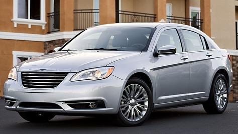 Chrysler 200 Gen. 1