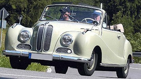 BMW Barockengel 501