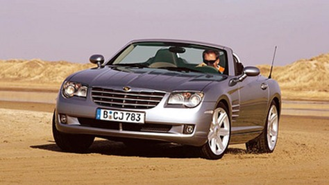 Chrysler Crossfire Chrysler Crossfire