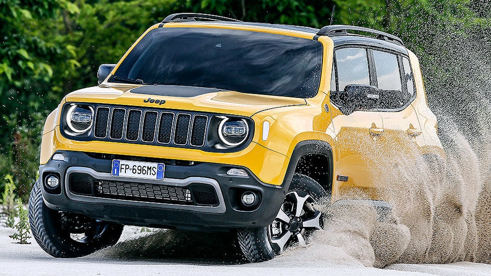 Jeep Renegade Jeep Renegade