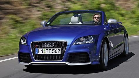 Audi TT RS 8J