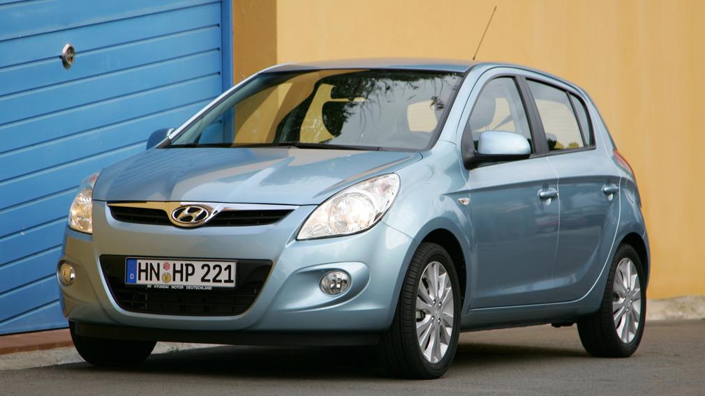 Hyundai i20 I (PB)