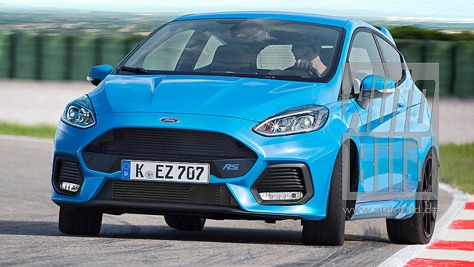Ford Fiesta RS Ford Fiesta RS