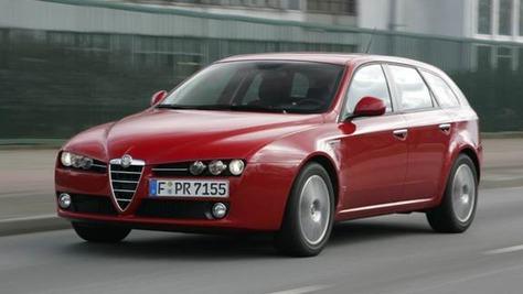 Alfa Romeo 159 Alfa Romeo 159