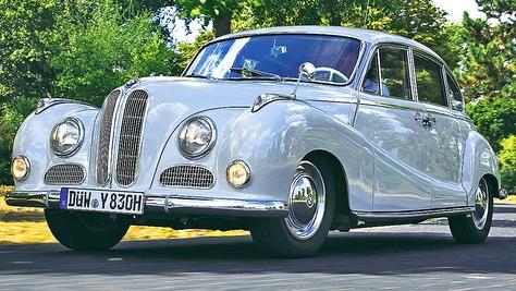 BMW Barockengel