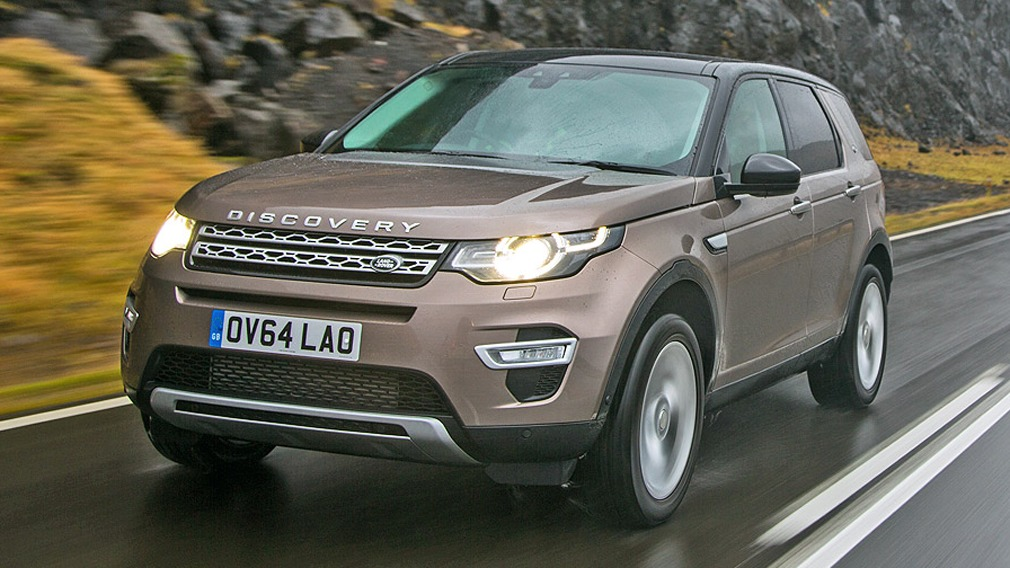 Land Rover Discovery Sport Land Rover Discovery Sport