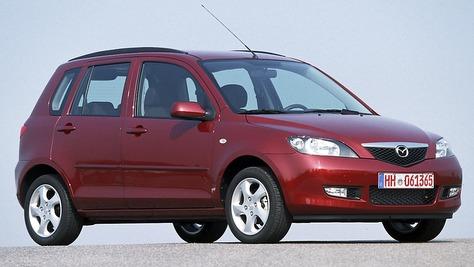 Mazda2 I (DY)