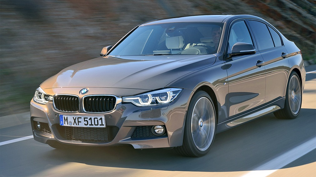 BMW 3er F30 © BMW AG