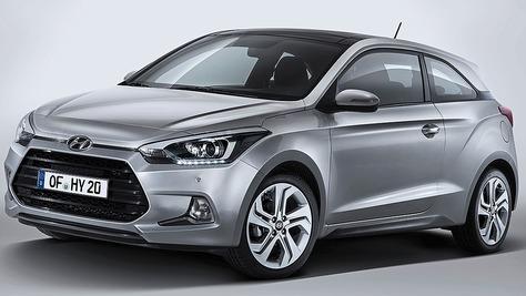 Hyundai i20 Coupé  Hyundai i20 Coupé