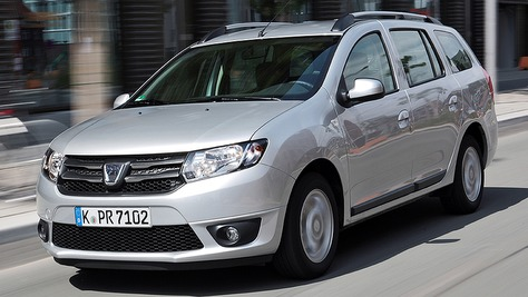 Dacia Logan MCV II