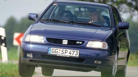 SEAT Cordoba Typ 6K/C