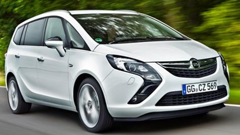 Opel Zafira C (Tourer)