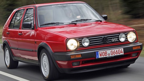 VW Golf GTI II
