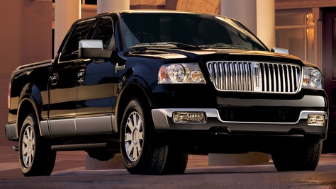 Lincoln Mark LT Lincoln Mark LT