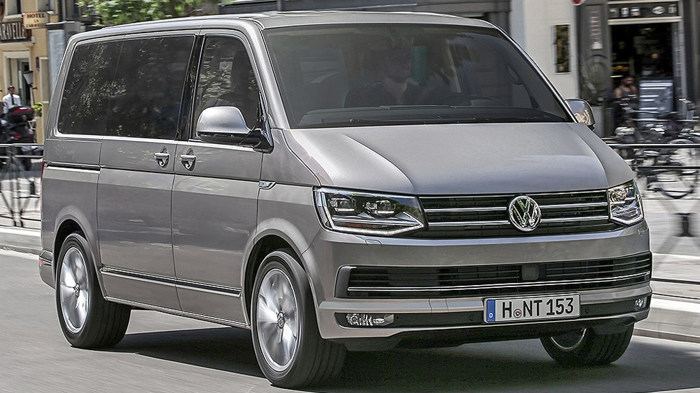 vw bus t6 transporter gebraucht best transport 2018