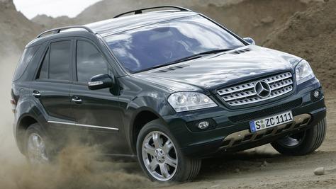 Mercedes GLE II (W 164)