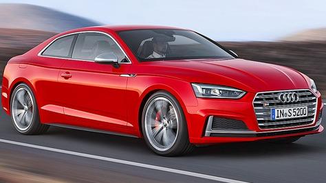 Audi S5 II