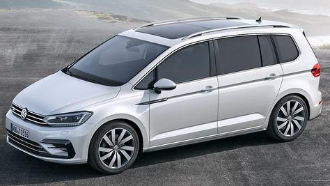 VW Touran II