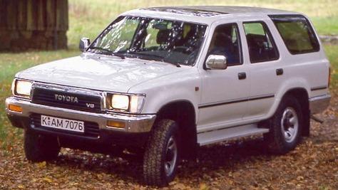 Toyota 4Runner Toyota 4Runner