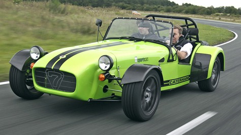 Caterham CSR Superlight Caterham CSR Superlight