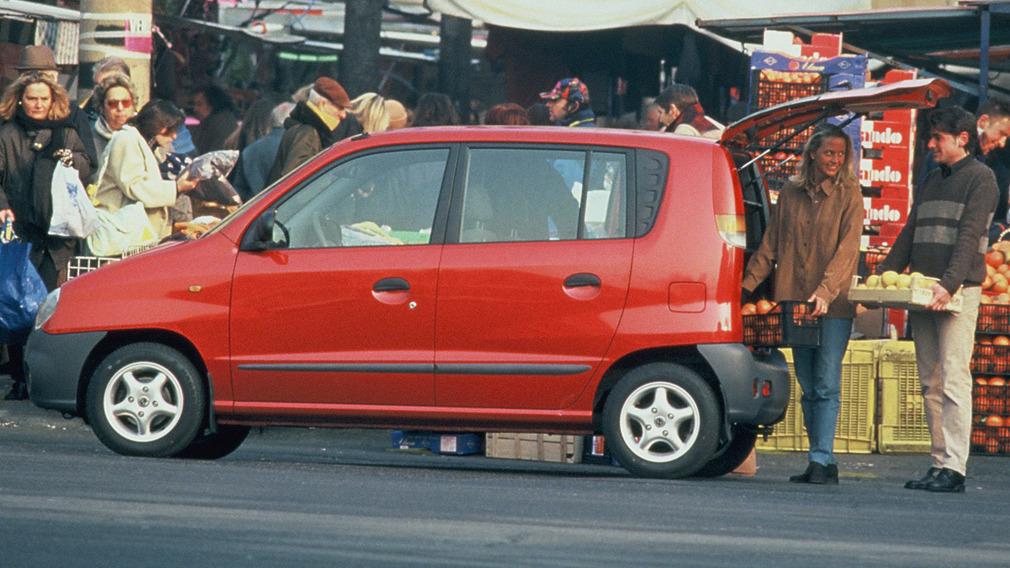 Hyundai Atos I
