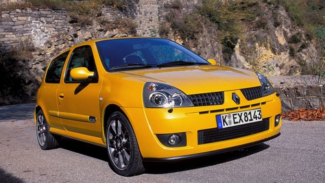 Renault Clio RS II Typ B