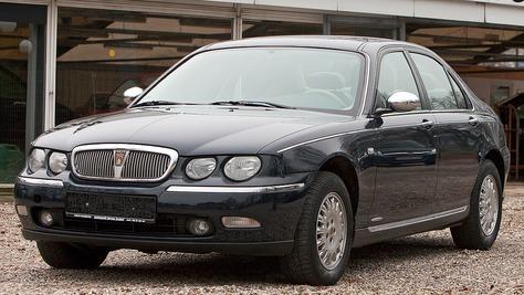 Rover 75 Rover 75