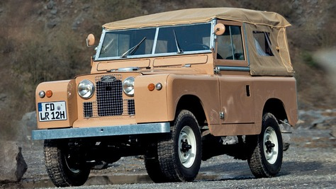 Land Rover Defender II