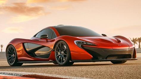 McLaren P1 McLaren P1