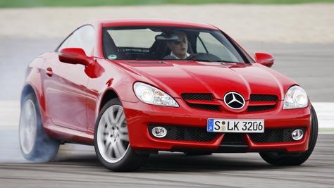 Mercedes SLC R 171 (SLK)