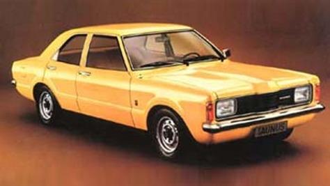 Ford Taunus TC TC '75