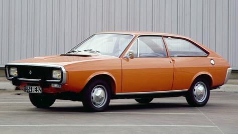 Renault 15 Renault 15