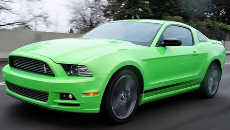 Ford Mustang 6
