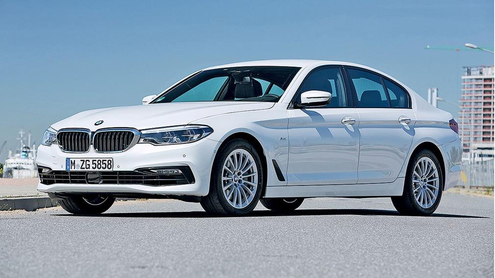 BMW 5er G30 © Christoph Boerries
