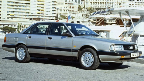Audi 200 C3 (Typ 44)
