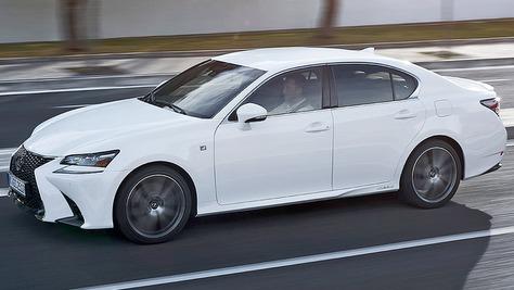 Lexus GS L10