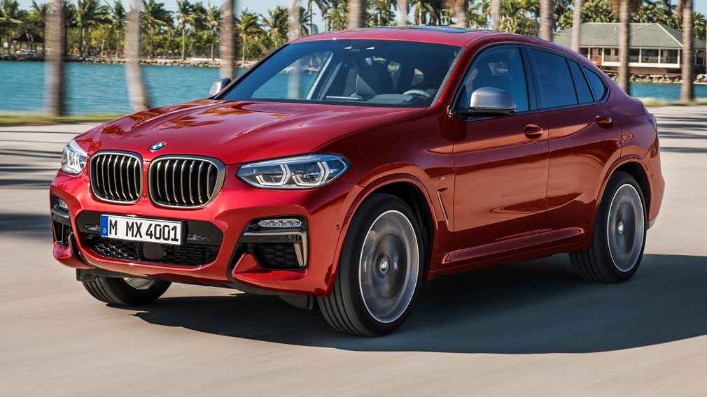 BMW X4 II