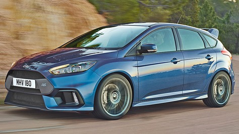 Ford Focus RS MK 3
