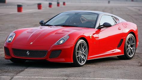 Ferrari 599 GTO/Ferrari SA Aperta Ferrari 599 GTO/Ferrari SA Aperta