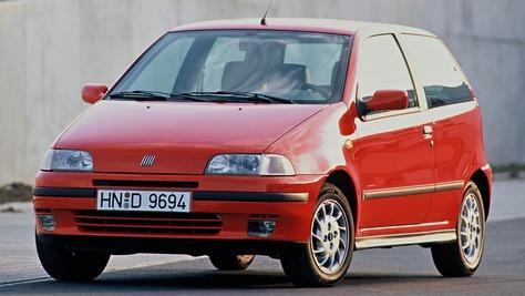 Fiat Punto I (Typ 176)