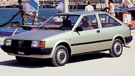 Alfa Romeo Arna Alfa Romeo Arna