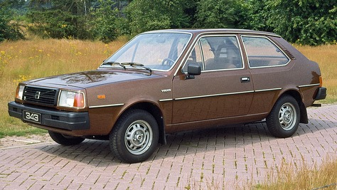 Volvo 300 340